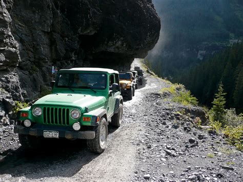 Jeep Trails Colorado Jeep Adventure Picture Image By Tag