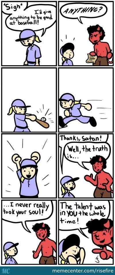 Satan Meme - thanks satan by risefire meme center