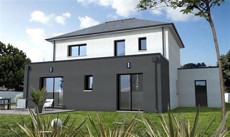 Interieur Maison Cubique by Maison Cubique Contemporaine Gu 233 Rande Depreux Construction
