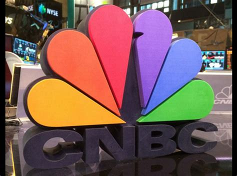 shapeways blog shapeways unveils   printed cnbc logo
