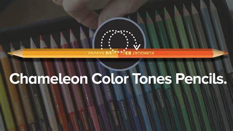 Chameleon Color Tones Pencils chameleon color tones pencils