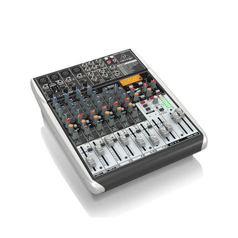 Sale Mixer Behringer Xenyx Qx 1222 Usb 12 Channel ม กเซอร behringer xenyx qx1204usb mixer space