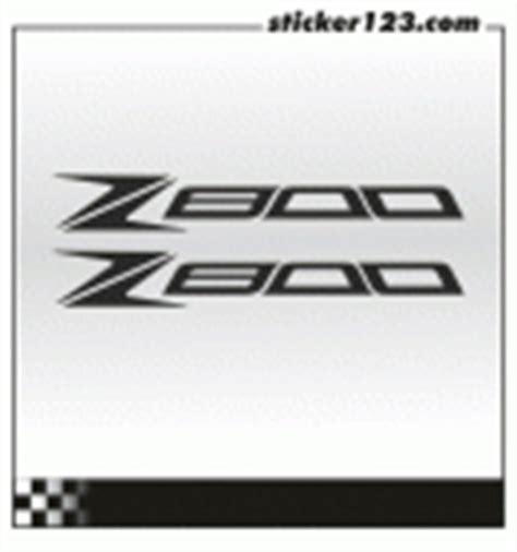 Kawasaki Z800 Felgenaufkleber by Kawasaki Z800 Ab 2013 Aufkleber 2 St 252 Ck
