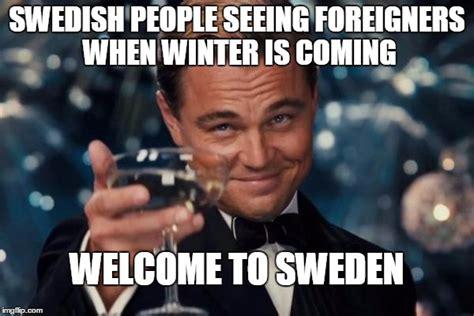 Sweden Meme - leonardo dicaprio cheers meme imgflip