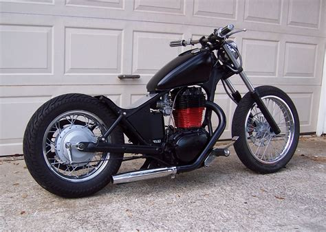 Suzuki Savage Bobber by Bobs Chop Shop 1986 Suzuki Savage Ls650 Bobber Chopper