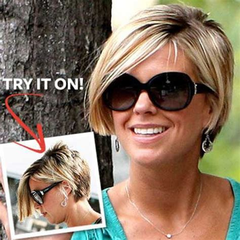 Kate Gosselin Hairstyles by Kate Gosselin Style Haircut Back View