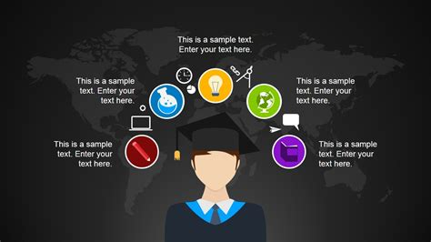 Free Education Templates by Global Education Powerpoint Template Slidemodel