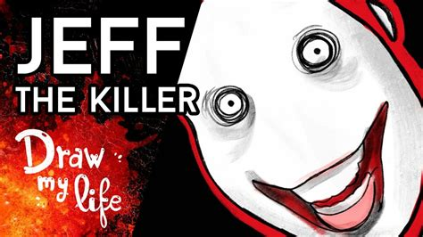 imagenes terrorificas de jeff the killer la historia de jeff the killer creepy draw youtube