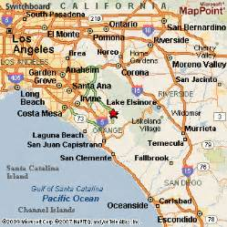 santa margarita california map rancho santa margarita california