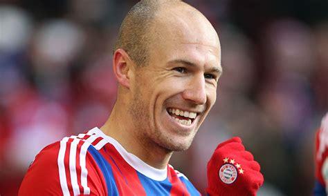arjan roben football transfer rumours manchester city to swoop for