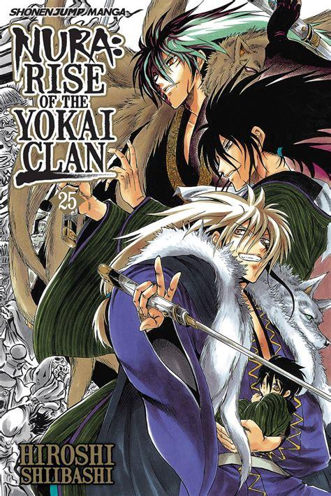 rise of the yokai clan nura rise of the yokai clan vol 25 fresh comics