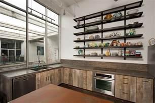 Loft Kitchen Design loft kitchen atlanta concrete countertops concrete sinks
