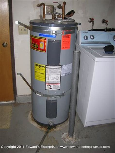 Water Heater Installation Replacing A Water Heater Install A New Electric Water
