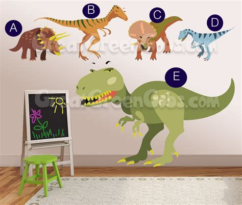 dinosaur decals for bedroom really big dinosaur wall decals wall decor art for