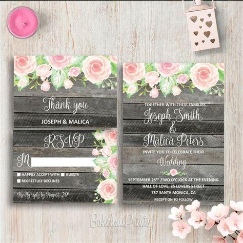 diy printable wedding invitation suites printable wedding invitation suite diy wedding invitations