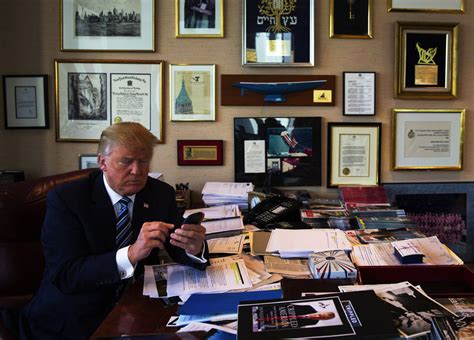 donald trump office the person behind donald trump s twitter is donald trump pr news