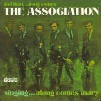 bloodhound along comes the association s cover the association lyrics artist overview at the lyric archive