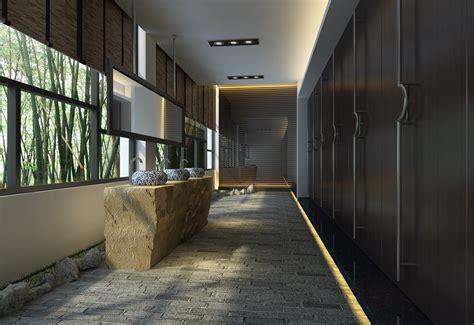 toilet interior toilet with designer appliances 3d model max
