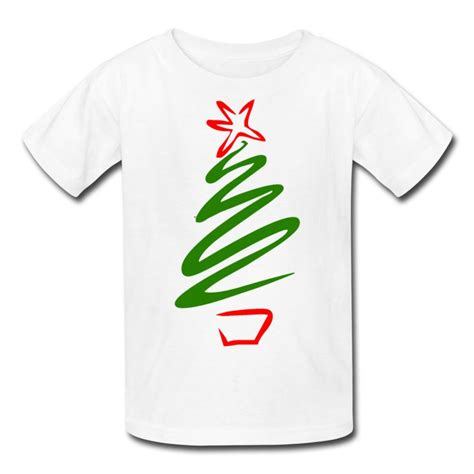 christmas tree t shirt spreadshirt