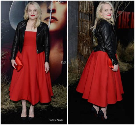 Fashions Tale 2 by Elisabeth Moss In Christian The Handmaid S Tale