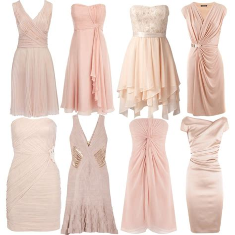 blush color dresses blush colored bridesmaid dresses for a soft vintage