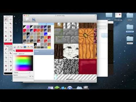 how to change your skin texture pack on the minecarft how to make change your own minecraft texture pack on a