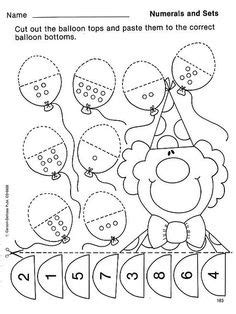 Clown Worksheets by 1000 Images About Circus Week On Clowns