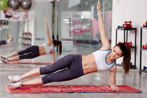 20 minute oblique workout for a slimmer waist