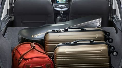 nissan tiida trunk space features nissan pulsar hatchback family car nissan