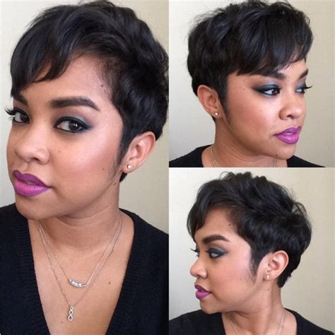 hairstyles for short hair everyday 20 cool hairstyles for african american women pretty designs