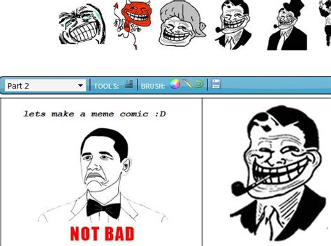 Make Meme Comic - create your own comic online for free