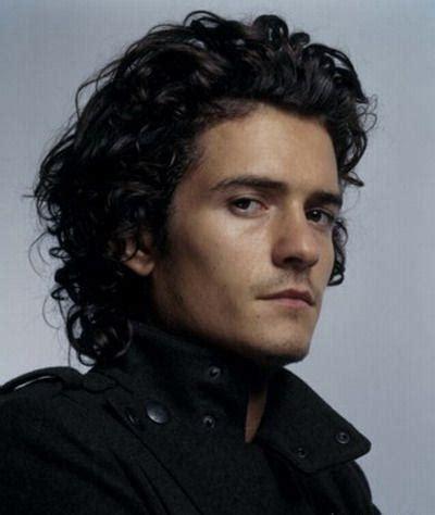 25 best wavy hairstyles for men ideas on pinterest 15 best ideas of long curly haircuts for men