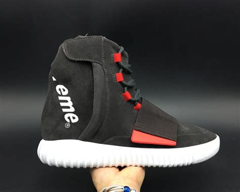 Adidas Yeezy Supreme buy cheap supreme x adidas yeezy boost 750 brown white new yeezy boost