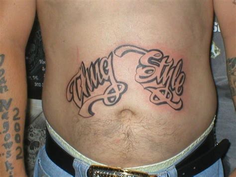 stomach tattoos for men designs ideas and meaning