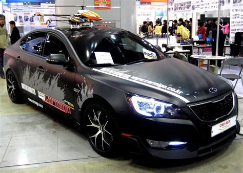 Kia Cadenza Custom Custom Kia Cadenza Pictures To Pin On Pinsdaddy