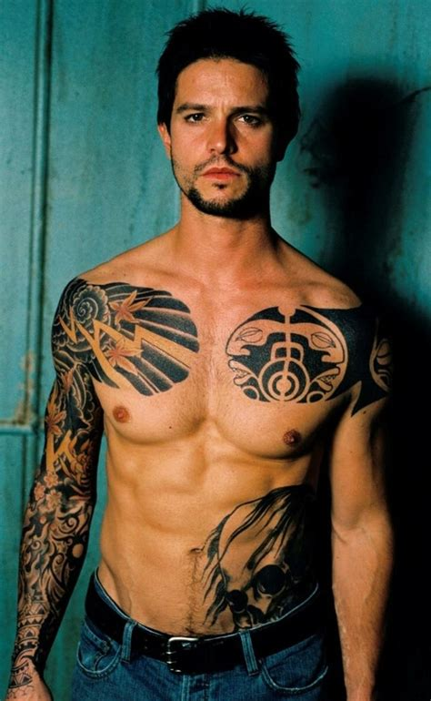 tattoo locations for men cool tattoos for jason behr and tatoo
