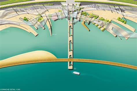corniche international doha corniche doha qatar martha schwartz partners