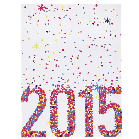 new year 2015 card free large images