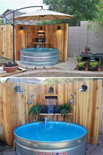 Home Design Suite 2016 Tutorial Diy Galvanized Stock Tank Pool To Beat The Summer Heat