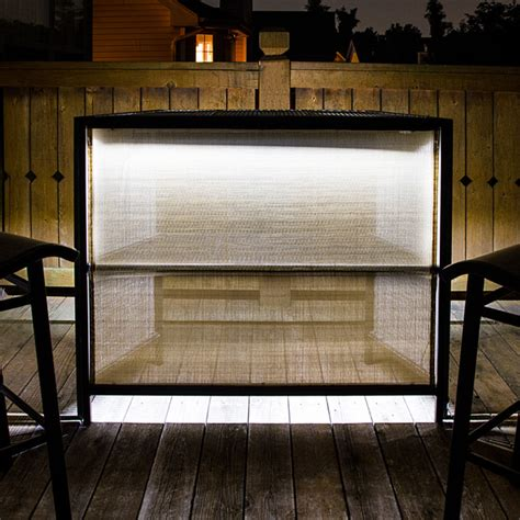 accent outdoor lighting st louis led patio table accent lighting modern deck st louis