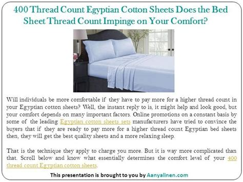 good thread count for sheets egyptian cotton sheets does the bed sheet tc impinge on
