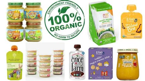 baby foods organic baby foods books top 10 best organic baby food brands heavy