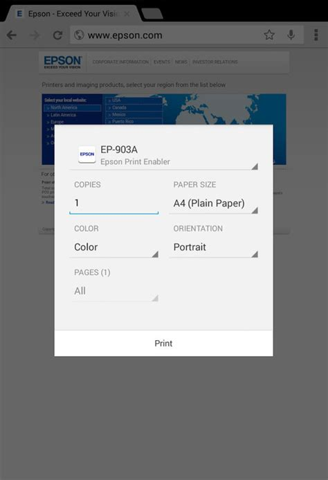 epson printer app for android epson print enabler apk free tools android app appraw