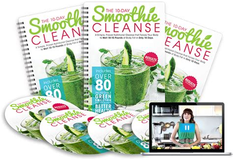 Can You Smoke On The 10 Day Smoothie Detox by Special Offer2 The 10 Day Smoothie Cleanse