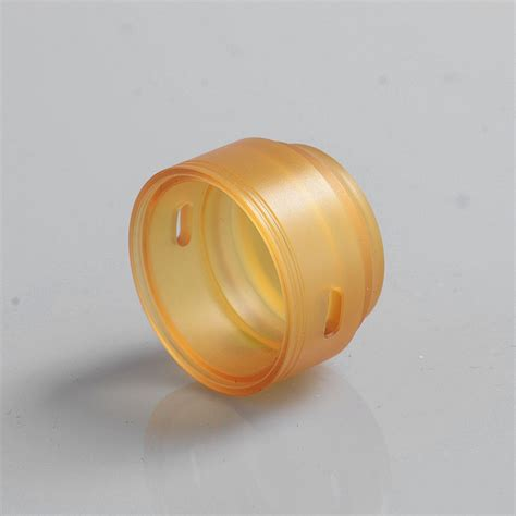 Authentic Colored Caps For Hoon 24 Rda By 528 Customs Authentic Gas Mods Ultem Pei 24mm Colour Caps For Gr1 Rda
