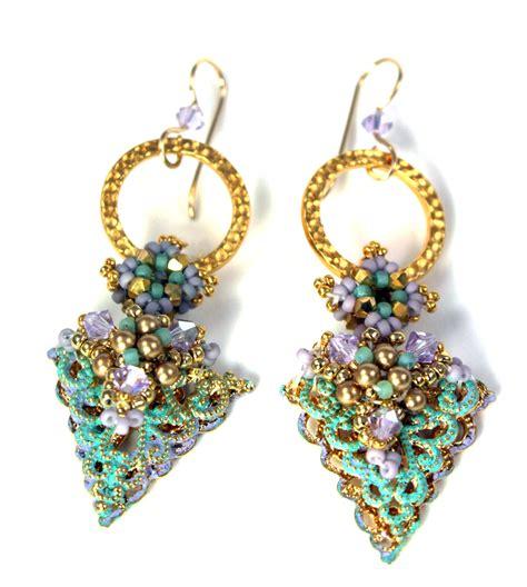 images of beaded earrings maddesigns i m beading