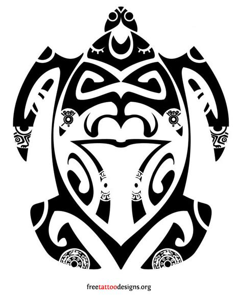 polynesian tattoo turtle designs turtle tattoos polynesian and hawaiian tribal turtle designs