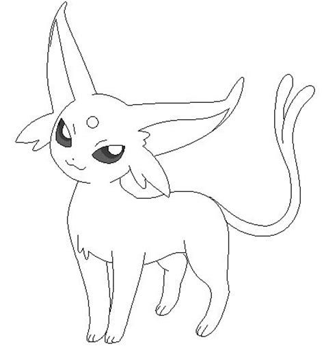 pokemon coloring pages espeon espeon coloring pages google search coloring pages