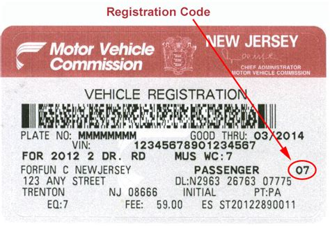 nj div of motor vehicles new jersey motor vehicle forms vehicle ideas
