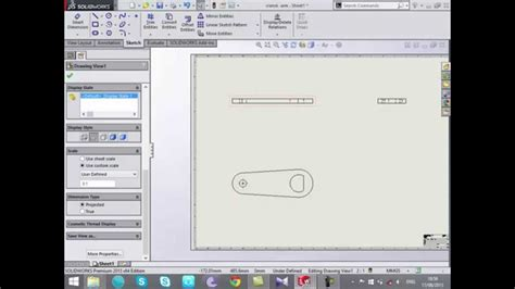 solidworks tutorial on youtube solidworks tutorial 6 drawing layout youtube